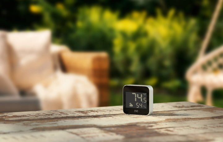 Eve weather follows the microclimate of your home - Bestgamingpro