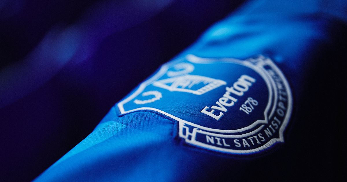 Everton and Hummel launch new home kit 2021/22