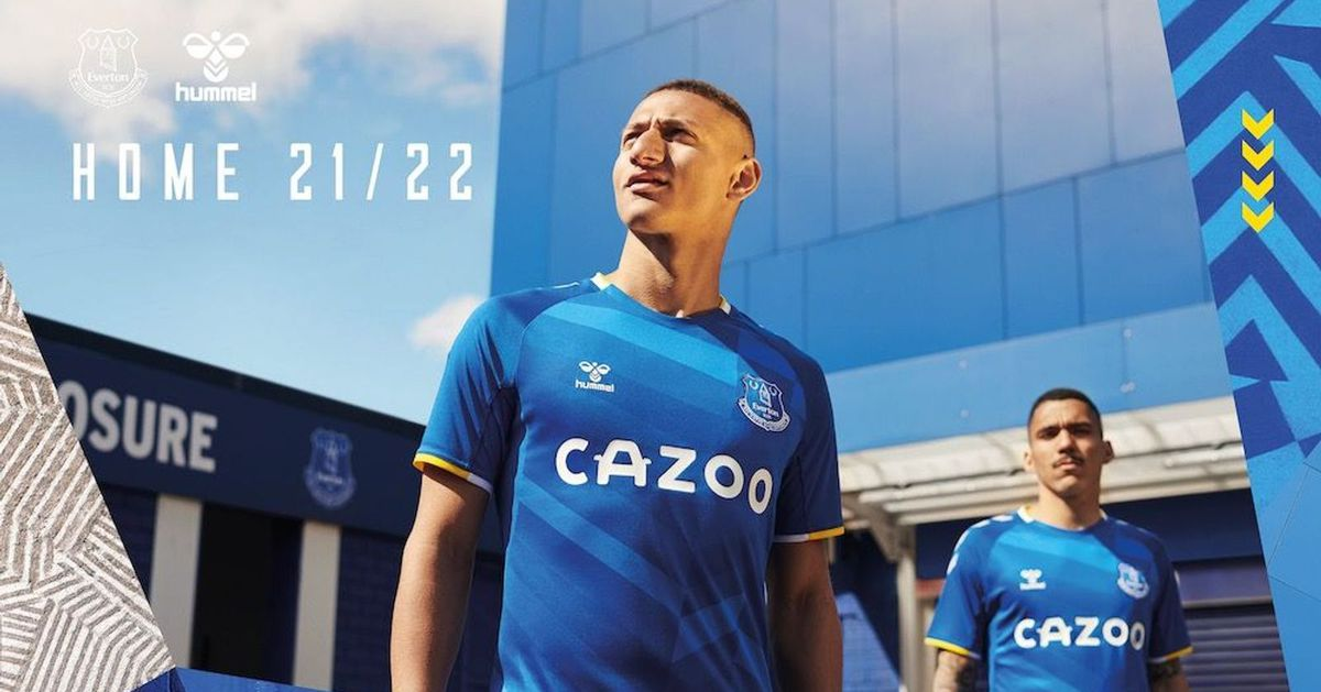 Everton's new home kit design concepts are explained