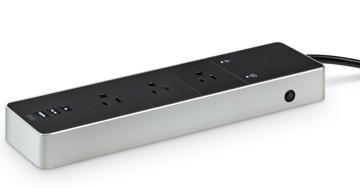 Eve's Energy Strip expands your HomeKit setting to $ 85 (save $ 15) + Indoor Room to $ 135