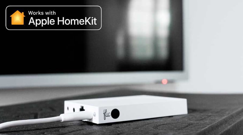 Flic LR Hub is now officially compatible with HomeKit - Homekit News and Reviews