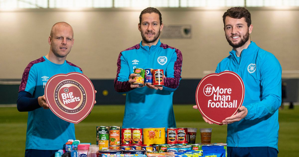 Hearts to wear a special kit from home in the queen of the Southern Region, when Jambos honors charities