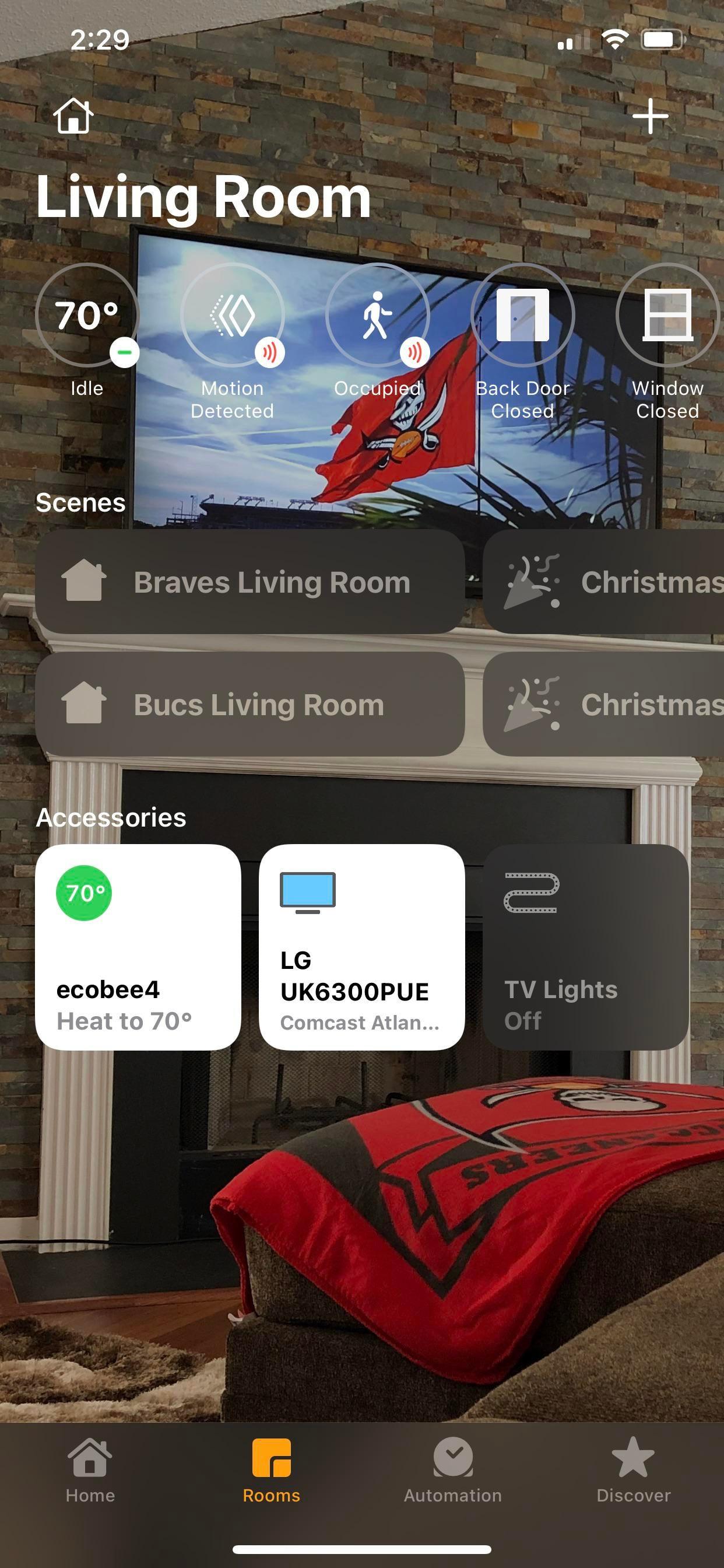 HomeKit Finally added to LG TV