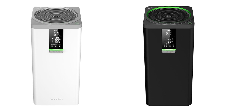 HomeKit-compatible air purifier here; doesn't stop coronavirus