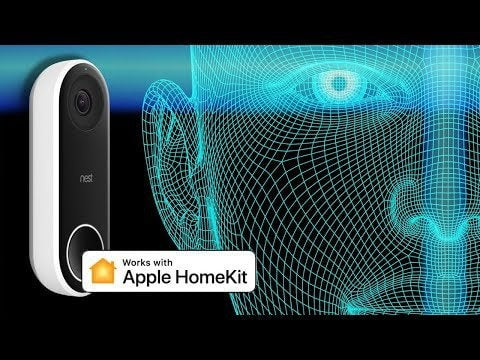 HomeKit facial recognition with Nest and Starling Hub - unlock facial automation