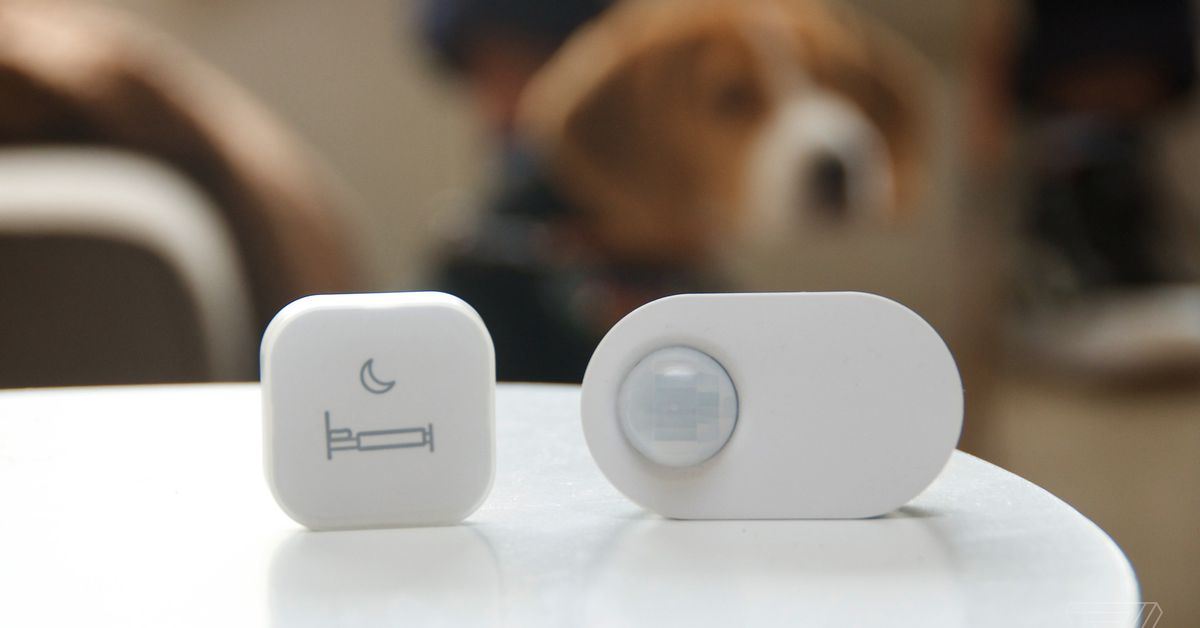HomeKit makes cheap buttons and Ikea motion sensors much more powerful