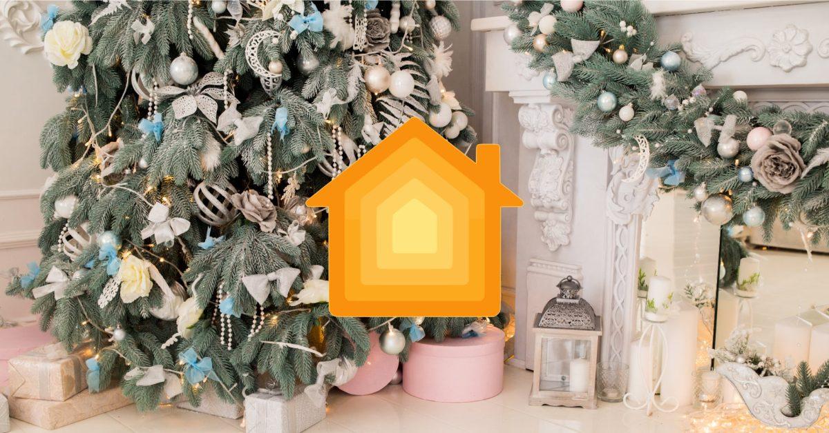 HomeKit with Christmas lights: equipment to buy and tips for setup