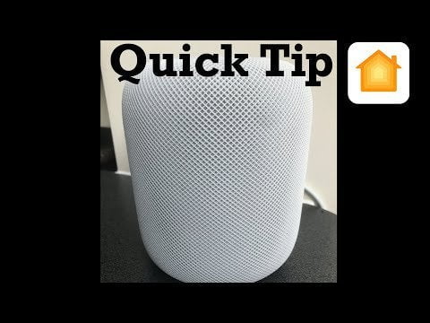 Homepod Automation #shorts Tip | HomeKit