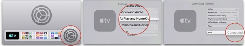 How to Make an Apple TV, iPad or HomePod a HomeKit Hub