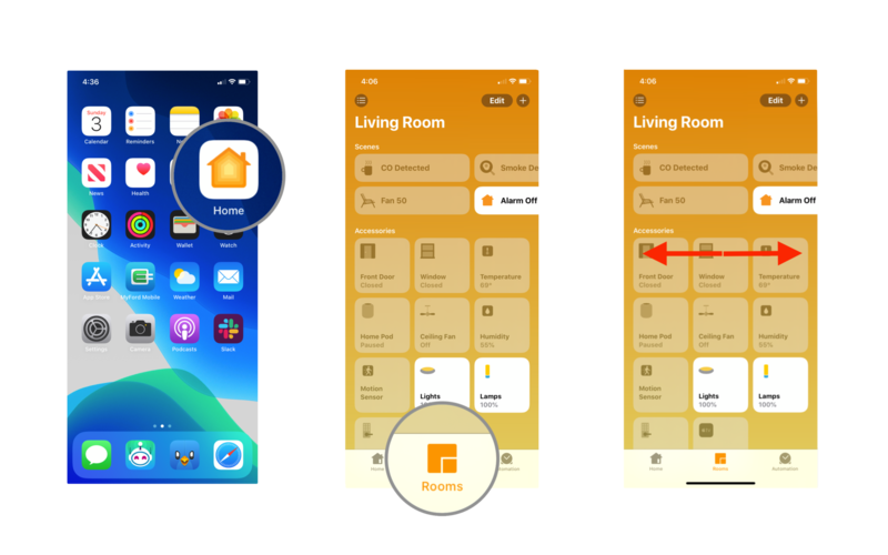 How to Ungroup HomeKit Accessories from the Home app