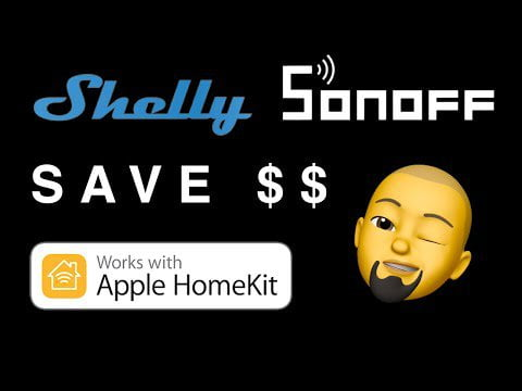 How to add HomeKit to Shelly, Sonoff or another ESP8266 device