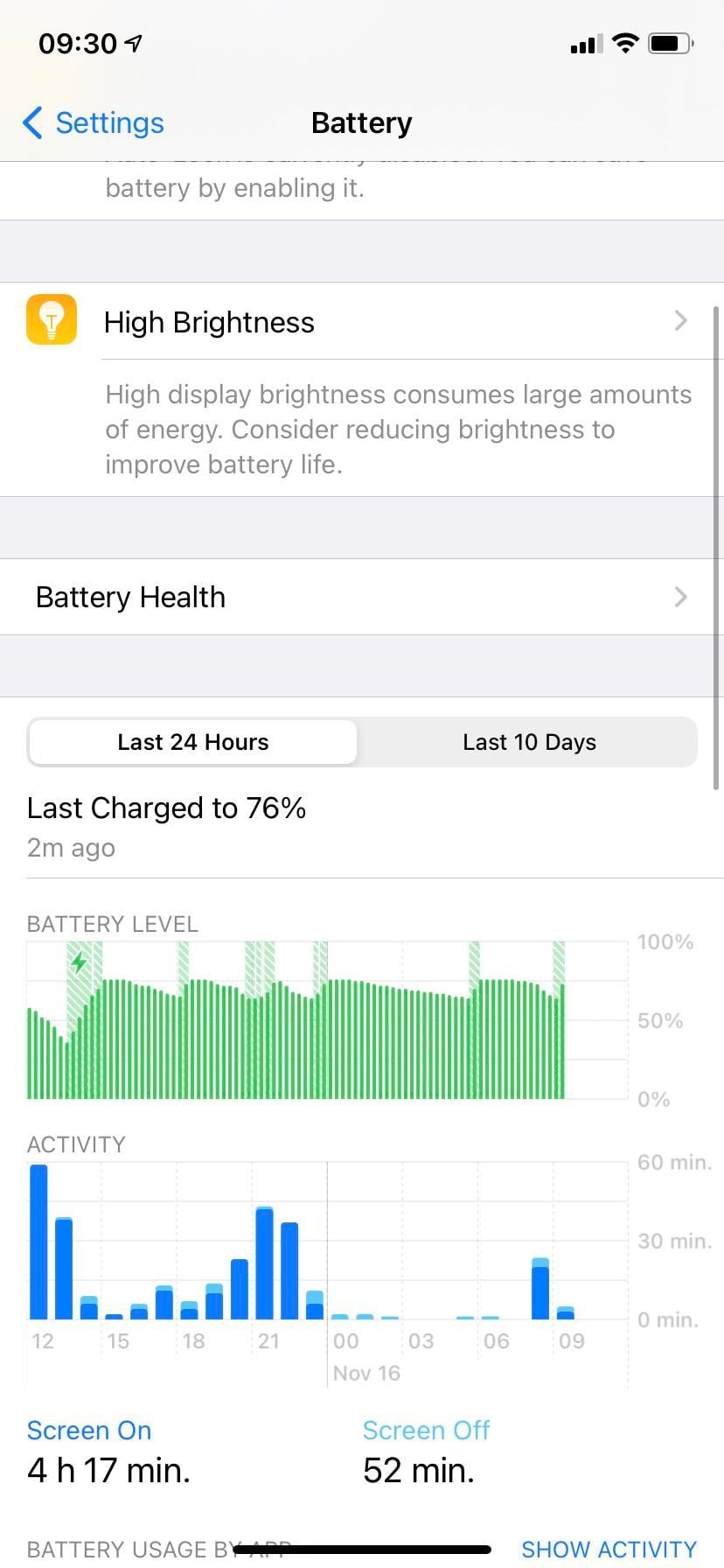 How to keep your battery healthy automatically with HomeKit