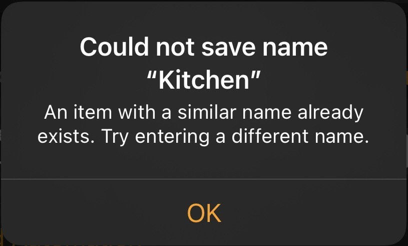 How to rename a Sonos device?