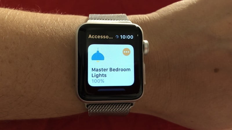 How to use the Home app on Apple Watch
