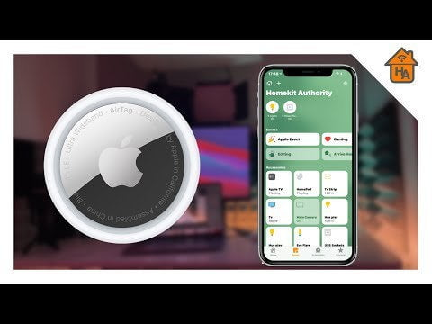 I hope this is the future HomeKit!  The ultra wideband would be great