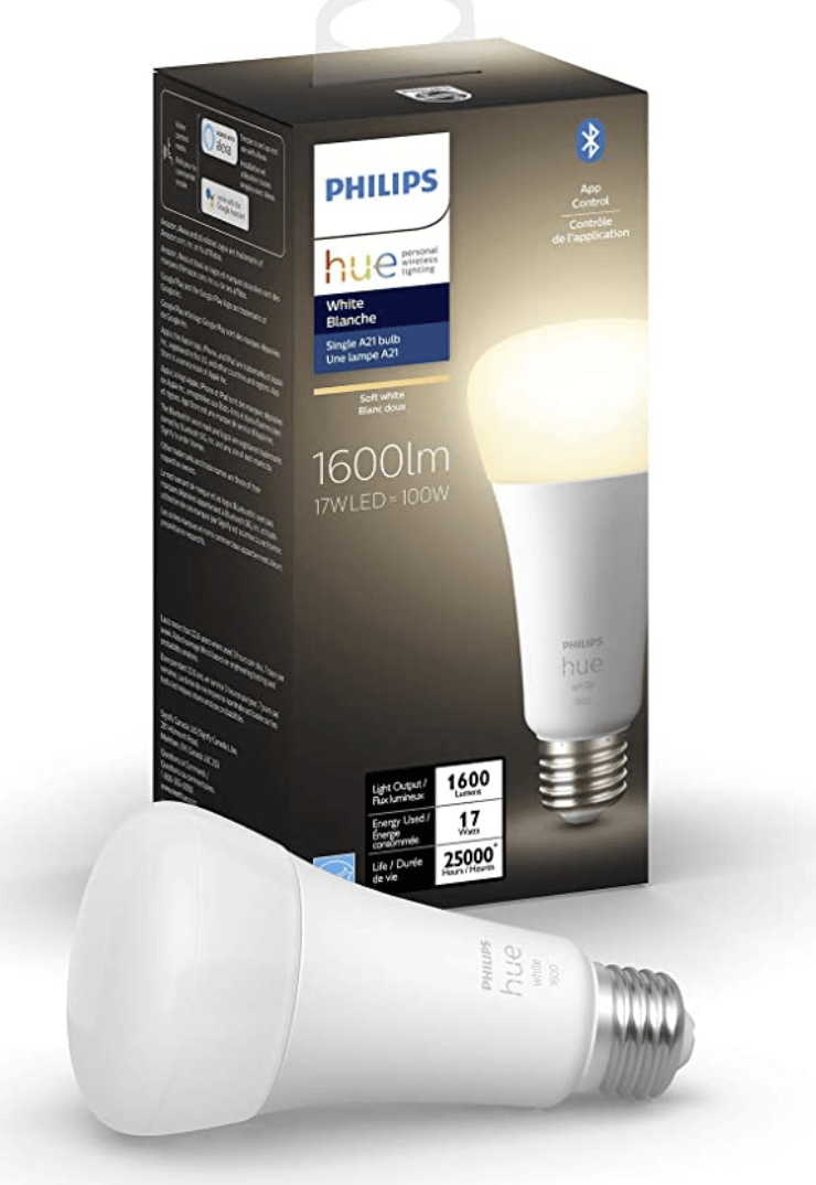 I really want a brighter bulb than the 800 Hue colored light bulbs, but the new 1600 is just white (and not even customizable white). Are there other HomeKit options?