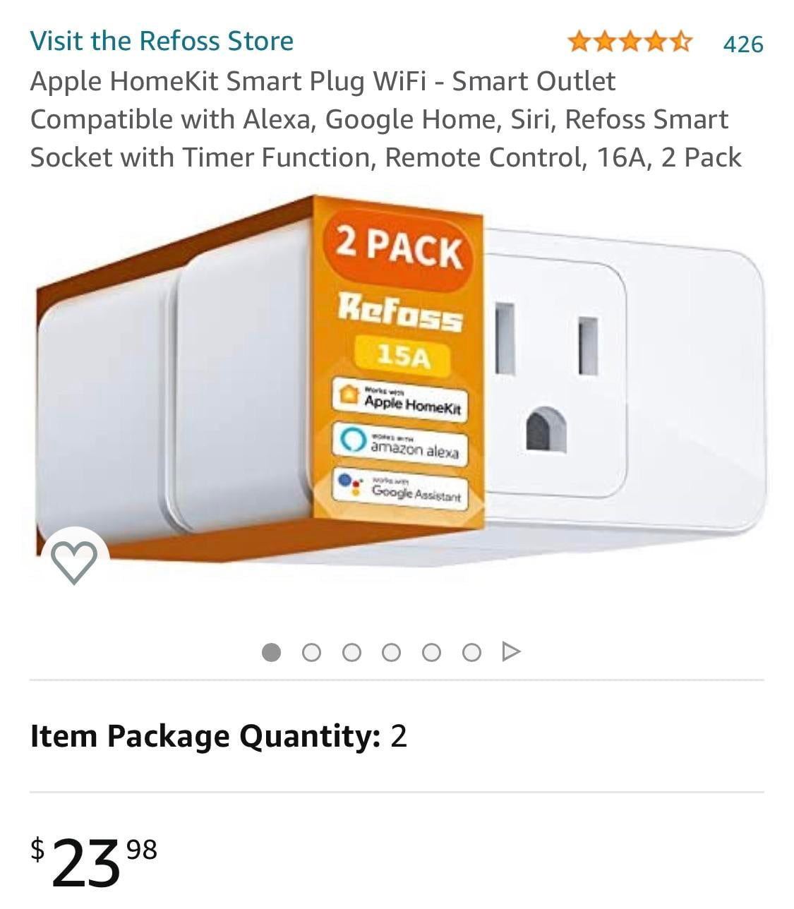 I tried Wemo and absolutely hated the connection issues. Is