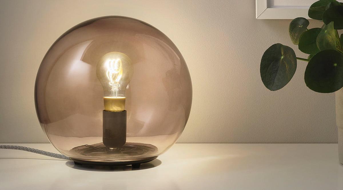 Ikea Tradfri Filament Bulb presentation