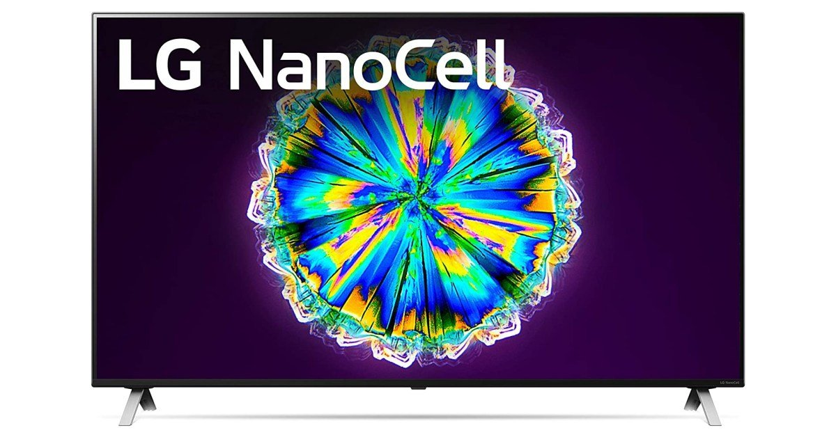 LG's PS5-ready NanoCell 4K TV line is on sale from $ 597 (discount up to $ 500)