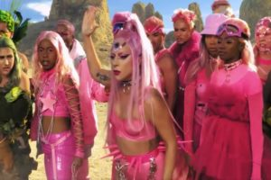 "Lady Gaga's new ""Stupid Love"" music video shot on iPhone"