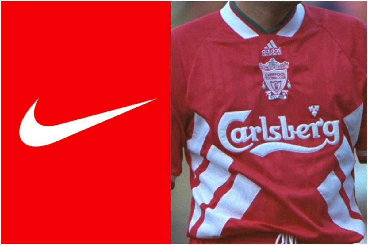 Latest rumours on Liverpool's first Nike home kit
