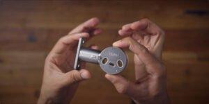Level Lock turns existing deadbolts into HomeKit smart locks