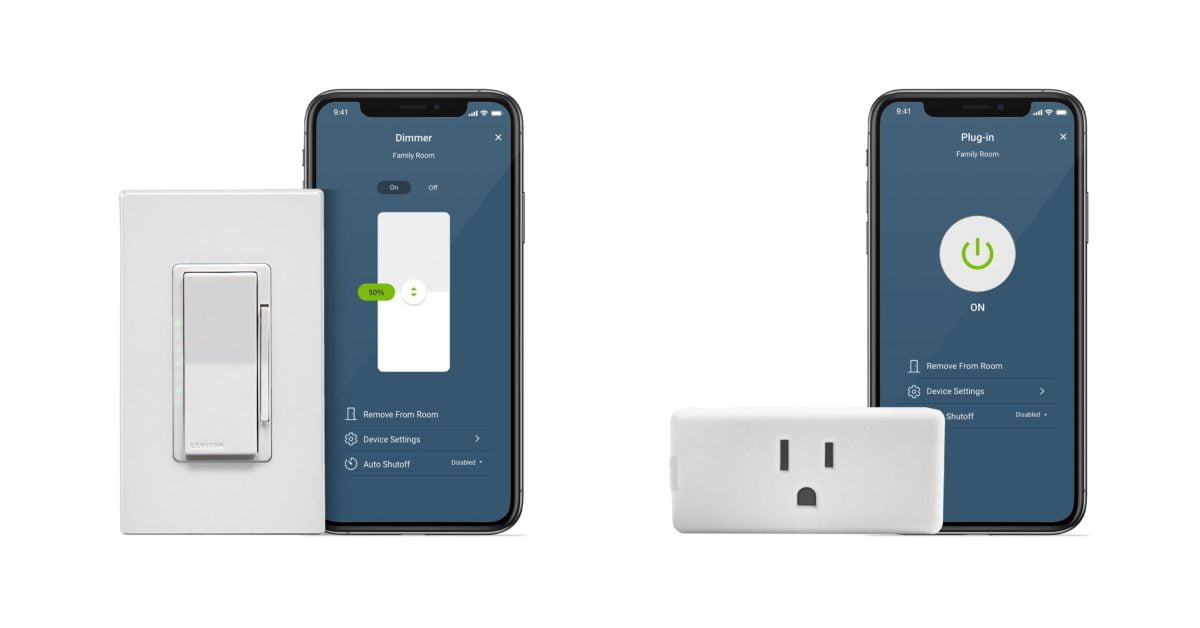 Leviton expands the HomeKit range with new hubless switches and drives
