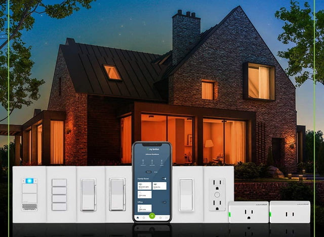 Leviton launches second generation of smart drives, switches and Hubless sockets with Apple HomeKit support