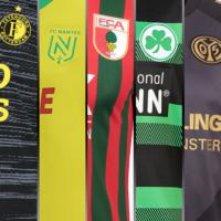 Liverpool Away Kit Titluri în serie de 2021-22 Jerseuri europene de fotbal pentru club - Știri SportsLogos.Net