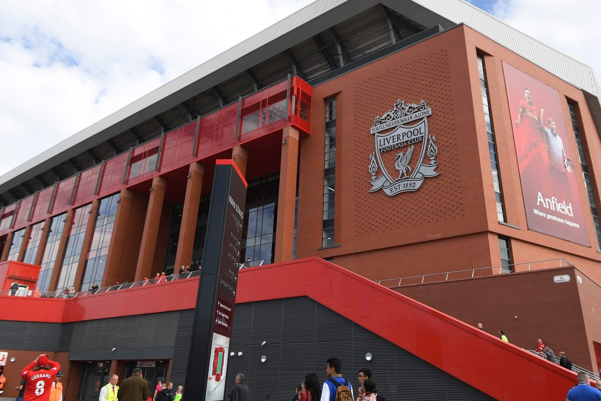 Liverpool fans are unimpressed with the latest update on the leaked home kit