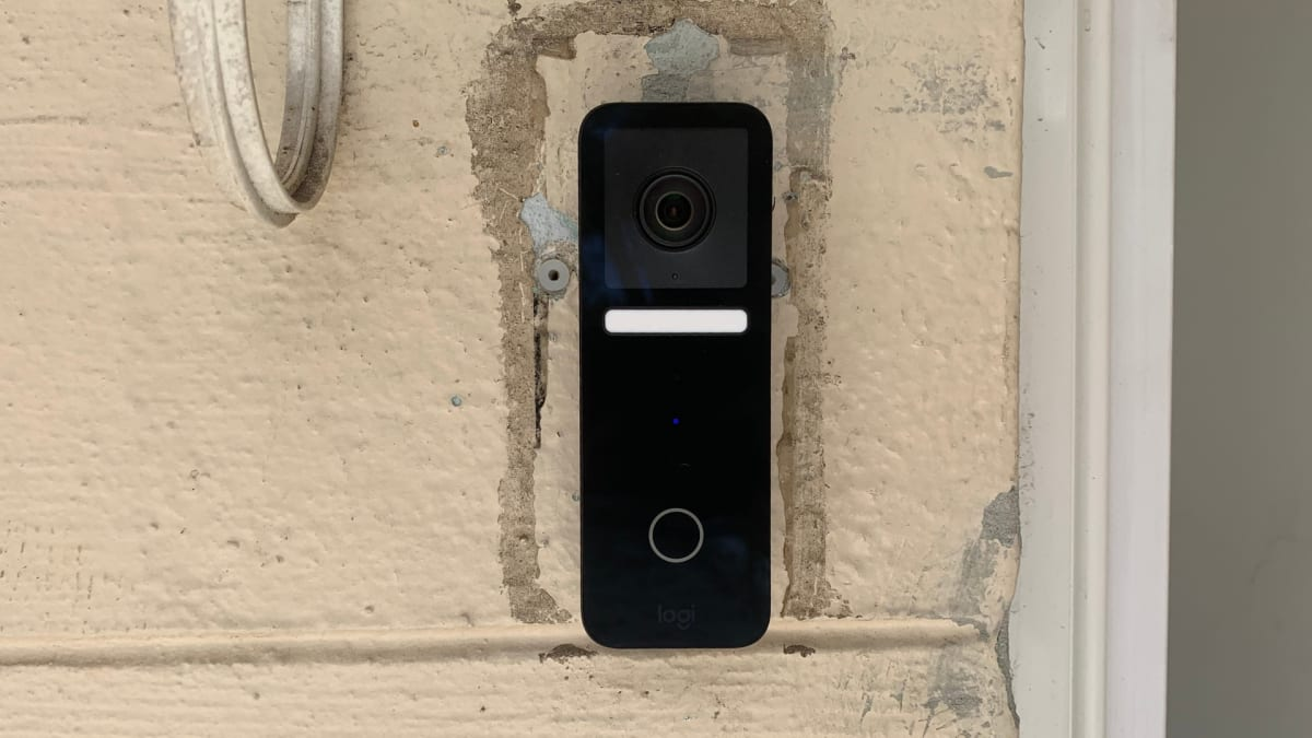 Logitech Circle View Doorbell Wired Reviews