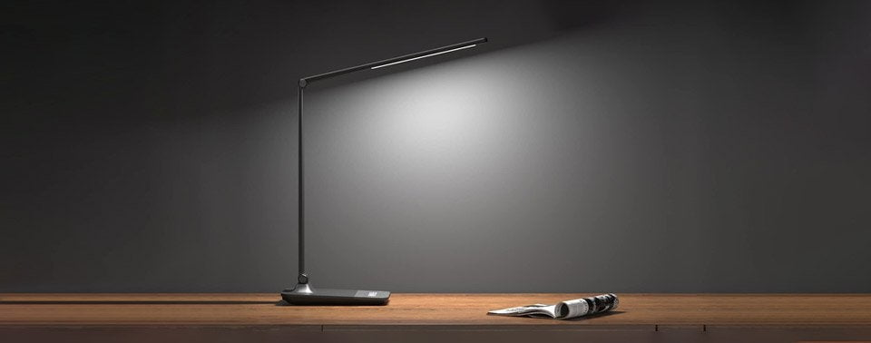 Meross is about to launch a HomeKit desk lamp