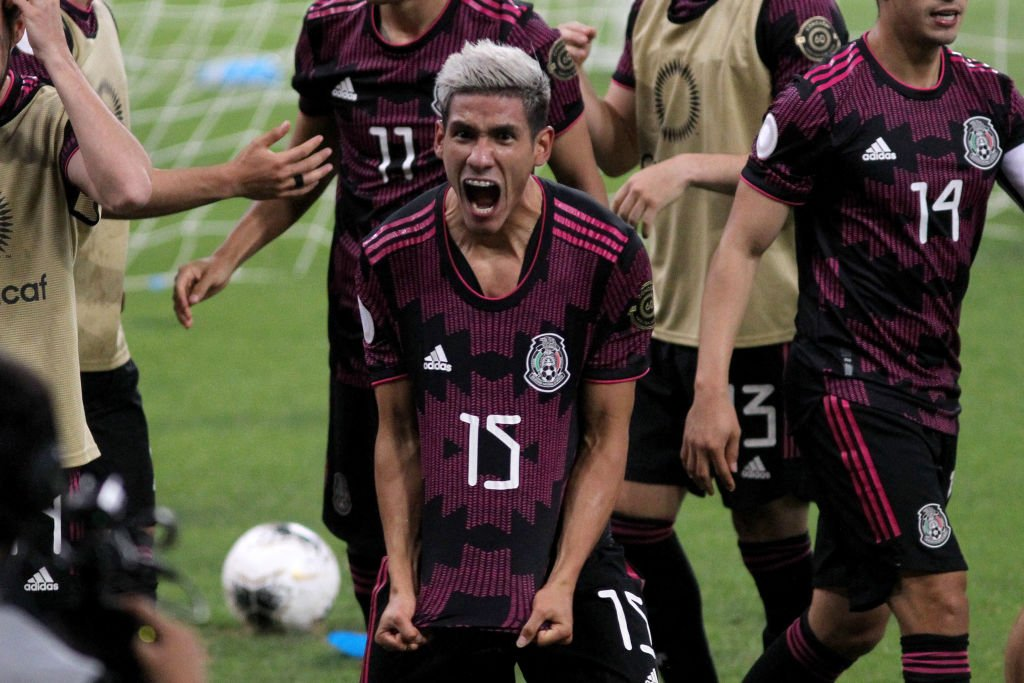 Mexico Home Kit 2021: Betraying Tradition or Highlighting It?  - Athletic
