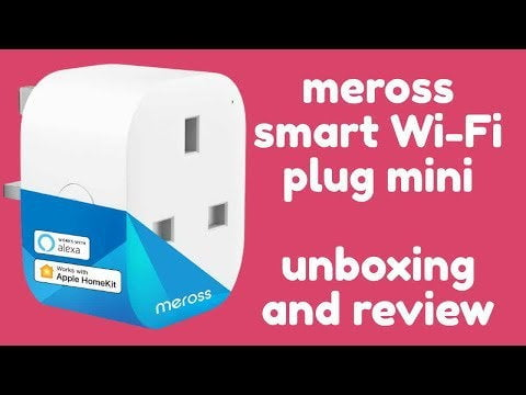 My favorite, underrated YouTube is reviewing the new Meross Mini smart plug