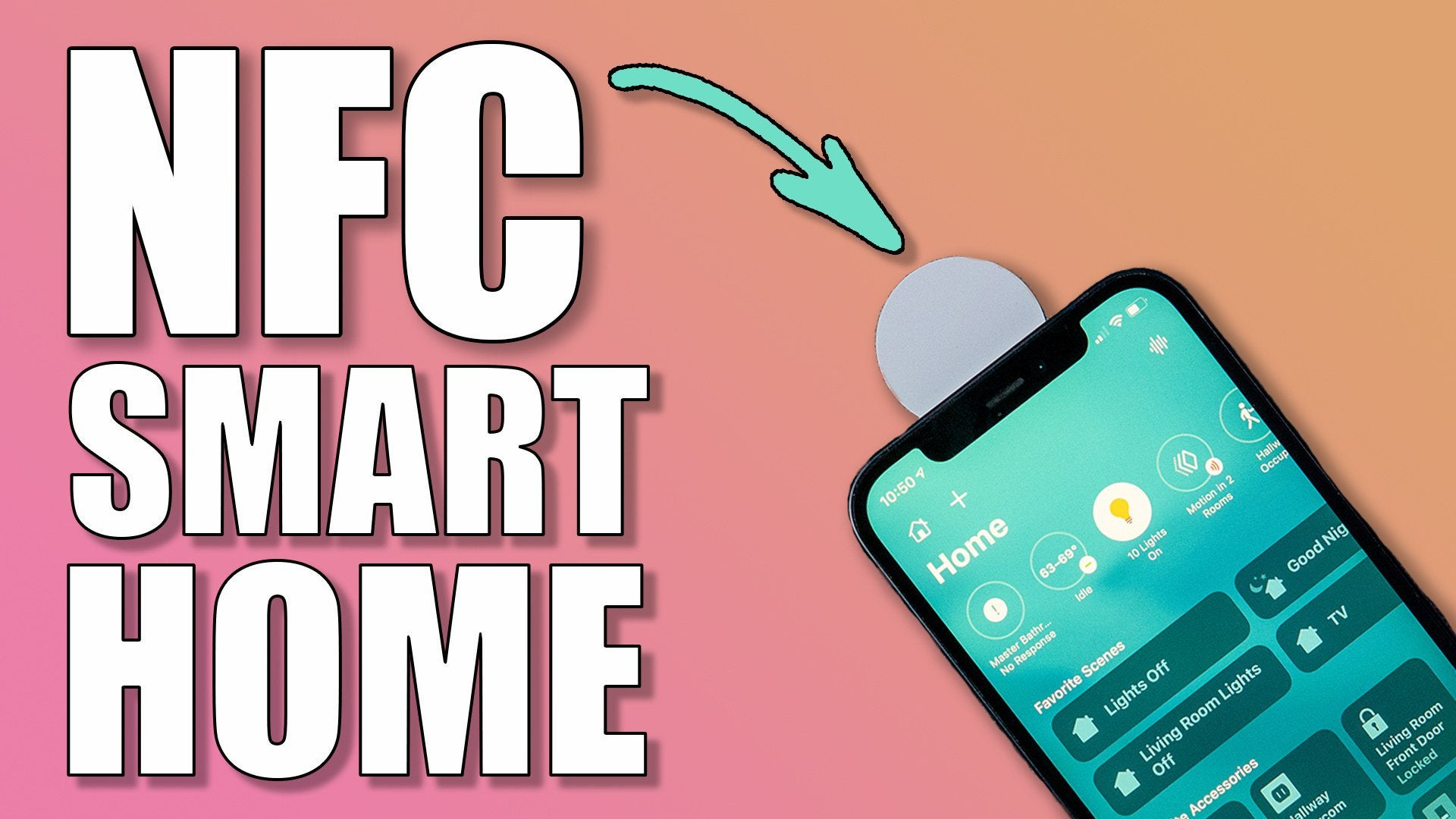 NFC tag shortcut ideas