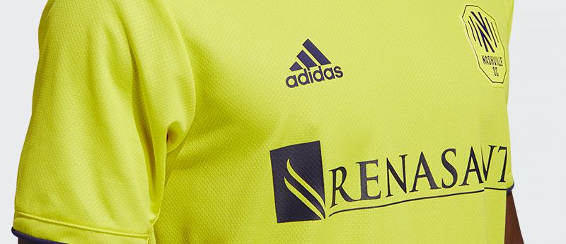 Nashville SC unveil new 2020 MLS jersey: Forever Gold home kit