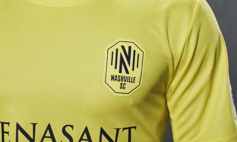 Nashville SC unveils home kit for inaugural MLS season
