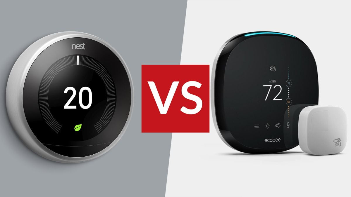 Nest vs Ecobee: Which smart thermostat is best for you?