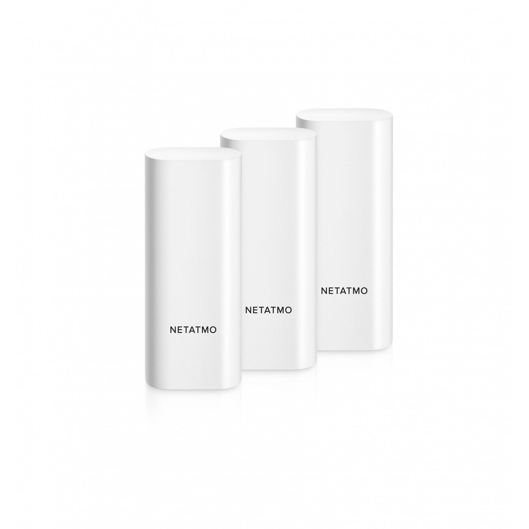 Netatmo is also launching Siren and Window / Door sensors for the US market. Compatible with HomeKit?