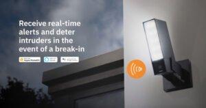 Netatmo upgrades its HomeKit Smart Outdoor Security Camera/Light with powerful siren