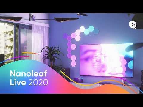 New product disclosure Nanoleaf