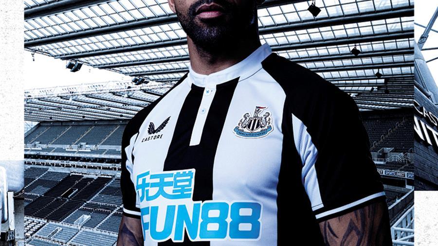 Newcastle United - Castore 2021-22 home set revealed