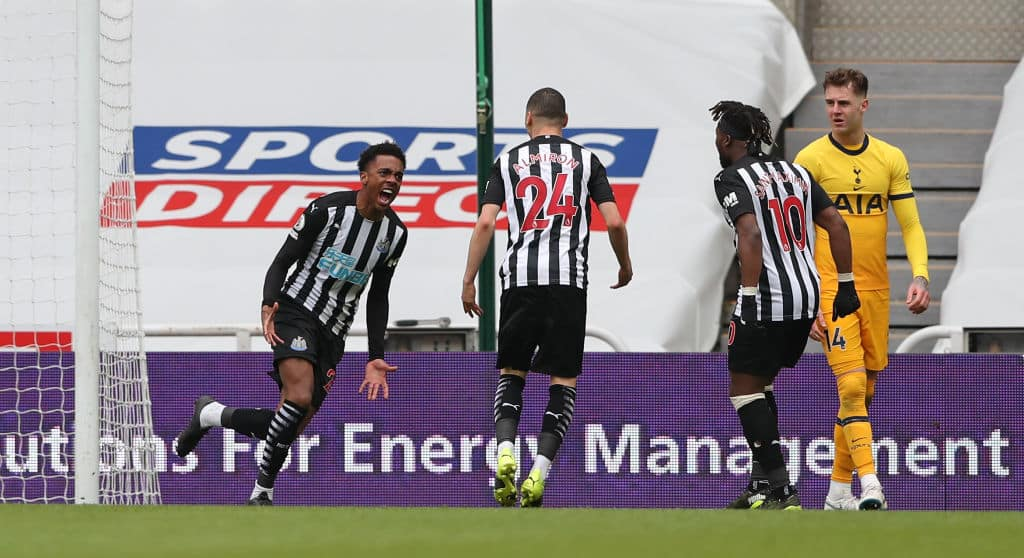 Leaked: Newcastle United's 2021/22 Castore home kit