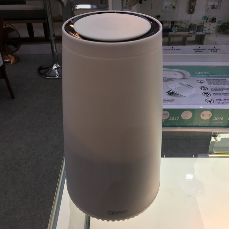 Opro9 Unveil Update to Their Smart Diffuser