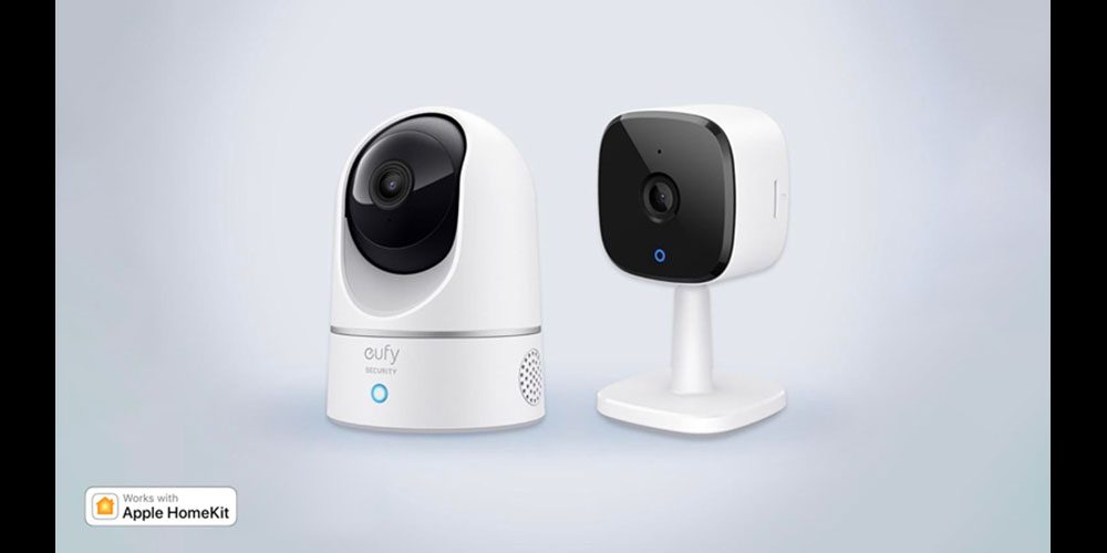 Pan-and-tilt Eufy camera seems to be on the way