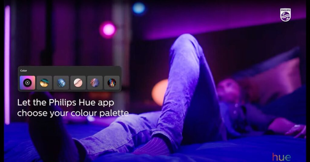Philips Hue Spotify integration starting today; also new Hue bulbs