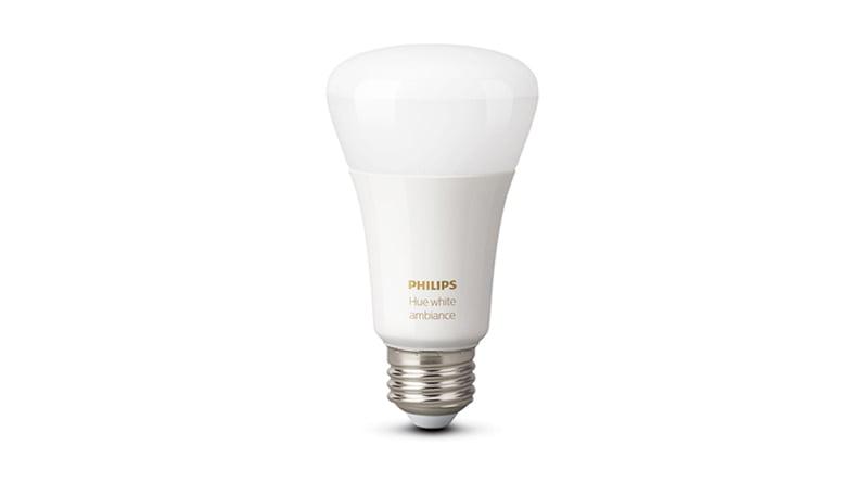 Philips Hue White Ambiance A19 LED Smart Bulb – Homekit News and Reviews