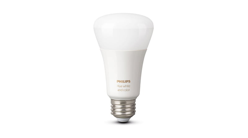 Philips Hue White and Color Ambiance A19 LED Smart Bulb – Homekit News and Reviews