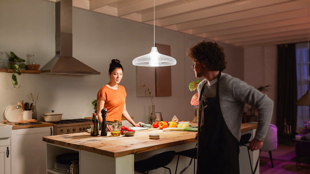 Philips Hue announces new 1600 lumen smart bulb, updated Lightstrip Plus and Bloom table lamp