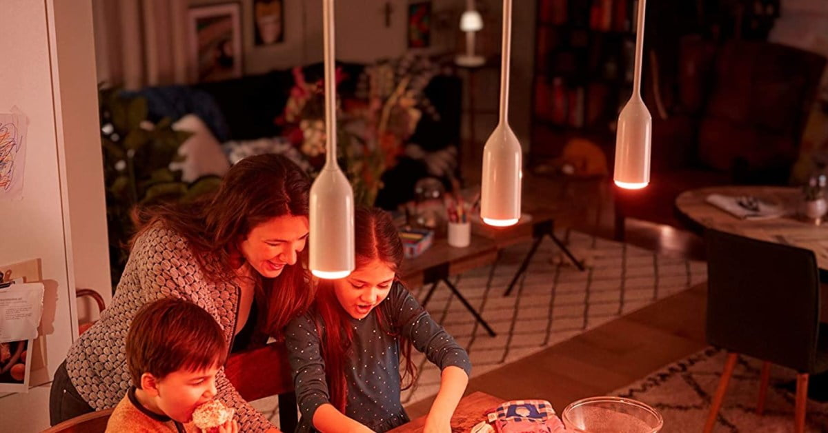 Philips Hue offers up to 30% discount on HomeKit pendant lamps, ceilings and more